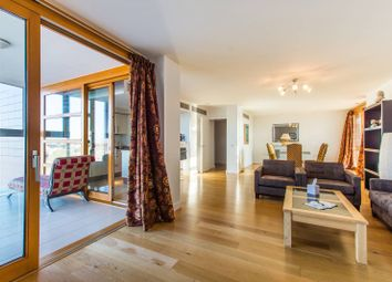 Thumbnail 2 bed flat to rent in Falcon Wharf, Battersea, London