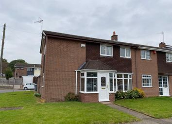 Thumbnail 3 bed town house for sale in Loughborough Walk, Longton, Stoke-On-Trent, Staffordshire