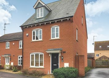 Thumbnail 4 bed detached house for sale in Prince Rupert Drive, Aylesbury