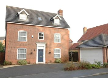 Thumbnail 5 bed detached house to rent in Stretton Avenue, Meanwood, Leeds, West Yorkshire