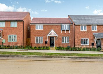 Thumbnail 3 bedroom end terrace house for sale in The Avenue, Corby