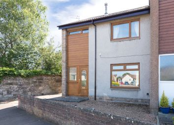 Thumbnail 3 bed semi-detached house for sale in Station Road, Kingskettle, Cupar