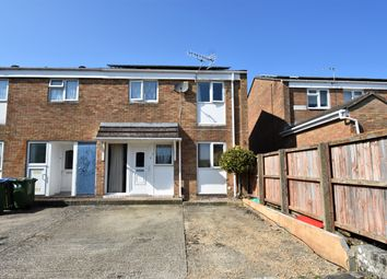 Thumbnail 3 bed end terrace house for sale in Viking Close, Southampton