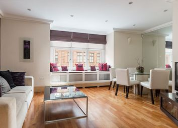 Thumbnail 3 bed flat to rent in Hans Road, London