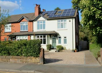 Thumbnail 5 bed semi-detached house for sale in Arthog Road, Hale, Altrincham