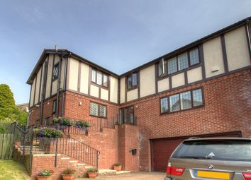 Thumbnail 4 bed detached house for sale in Oakenshaw Court, Whitworth, Rochdale