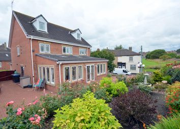 5 bed detached house for sale in Station Court, Witton Park, Bishop Auckland DL14