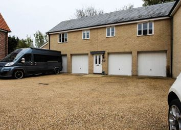 Thumbnail 2 bed property for sale in Cyprian Rust Way, Soham, Ely