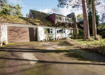 Thumbnail 5 bed detached house for sale in Lytton Road, Woking
