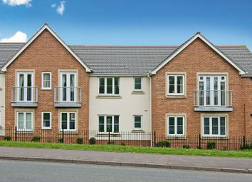 Thumbnail 2 bed flat for sale in Heath Way, Heath Hayes, Cannock