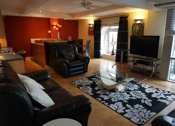 Thumbnail 2 bed flat for sale in Broderick Court, 97 Portland Crescent, Leeds
