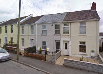 Thumbnail 2 bedroom flat to rent in First Floor Flat, 12 Glanmor Terrace, Burry Port