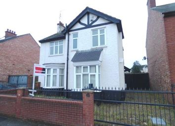 Thumbnail 4 bed detached house for sale in Alexandra Road, Peterborough, Cambridgeshire