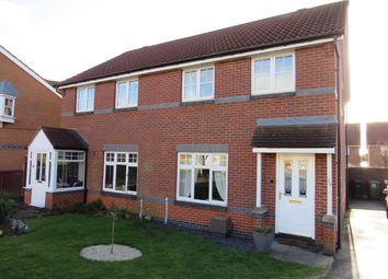 Thumbnail 3 bed property to rent in Painters Croft, Coseley, Bilston