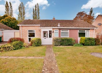Thumbnail 2 bed detached bungalow for sale in Beagles Close, Gosford, Kidlington