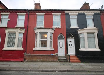 Thumbnail 2 bedroom terraced house for sale in Pendennis Street, Anfield, Liverpool