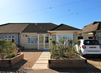 Thumbnail 3 bed semi-detached bungalow for sale in Grangewood Avenue, Woodside, Grays