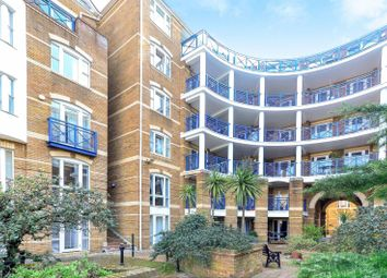 Thumbnail 3 bed flat to rent in Hampton Court, Rotherhithe, London