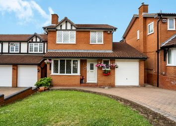 Thumbnail 3 bed detached house for sale in Broadlee, Tamworth