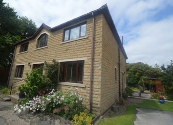 Thumbnail 4 bed detached house to rent in Wakefield Road, Fenay Bridge, Huddersfield