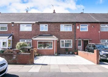 Thumbnail 3 bedroom terraced house for sale in Sherborne Avenue, Bootle, Liverpool, Merseyside