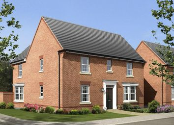 "Thumbnail 4 bed detached house for sale in ""Layton"" at Newport Road, St. Mellons, Cardiff"