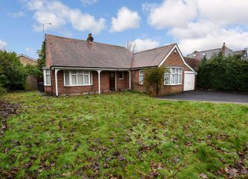 Thumbnail 4 bed detached bungalow for sale in Crookhorn Lane, Purbrook, Waterlooville