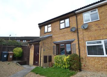 3 bed semi-detached house to rent in Cusden Drive, Andover SP10