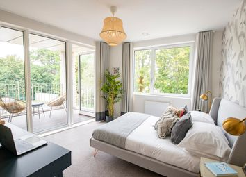 Thumbnail 1 bedroom flat for sale in Ridgeway Views, Barnet