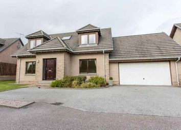 Thumbnail 5 bed detached house for sale in Whiterashes, Kingswells, Aberdeen