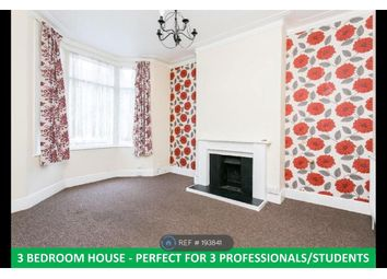 Thumbnail 3 bed terraced house to rent in Thanet Road, Erith
