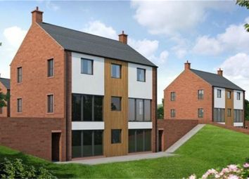 Thumbnail 4 bed detached house for sale in Irthing House, How Mill, Brampton, Cumbria