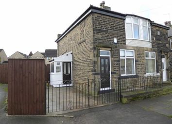 Thumbnail 2 bedroom semi-detached house for sale in Wharncliffe Drive, Bradford, West Yorkshire