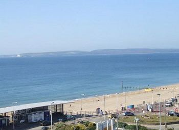 Thumbnail 2 bedroom flat to rent in The Point, Marina Close, Boscombe