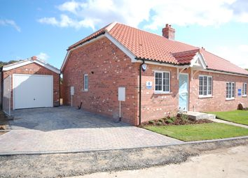 Thumbnail 2 bed semi-detached bungalow for sale in New Bungalow, The Folds, Legbourne