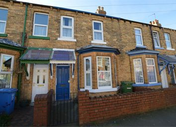 Thumbnail 3 bed terraced house for sale in 86 Gordon Street, Scarborough, North Yorkshire
