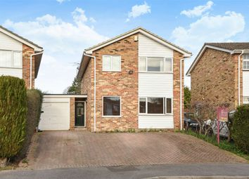 Thumbnail 3 bed link-detached house for sale in Mornington Avenue, Finchampstead, Berkshire