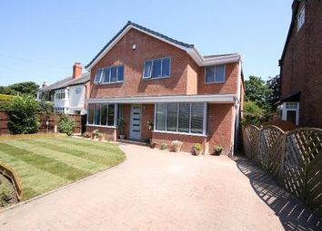 Thumbnail 4 bed detached house for sale in Gores Lane, Freshfield, Liverpool