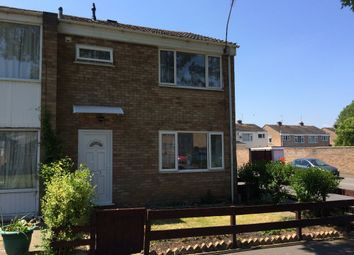 Thumbnail 3 bed terraced house to rent in St Govans Close, Sydenham, Leamington Spa