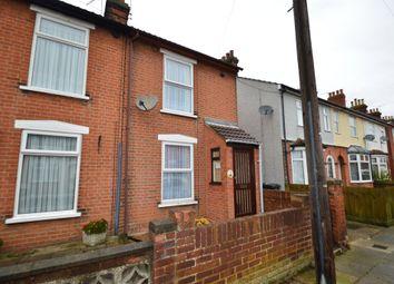 Thumbnail 3 bedroom end terrace house for sale in Phoenix Road, Ipswich