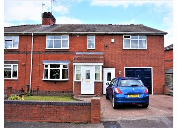 Thumbnail 4 bedroom semi-detached house for sale in Berry Avenue, Wednesbury