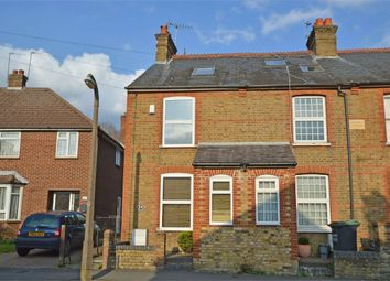 Thumbnail 3 bed end terrace house to rent in Church Lane, Mill End, Rickmansworth, Hertfordshire