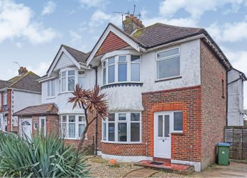 3 bed semi-detached house for sale in Greencourt Drive, Bognor Regis PO21