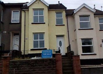 Thumbnail 2 bed terraced house to rent in Hillside, Mountain Ash, Rhondda Cynon Taf