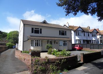 Thumbnail 2 bed flat to rent in Marine Mansions, 7 Marine Drive, Preston, Devon