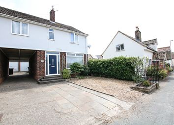 Thumbnail 3 bedroom semi-detached house for sale in High Street, Burwell