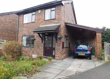 Thumbnail 3 bedroom detached house for sale in Coombes Avenue, Marple, Stockport