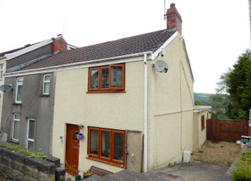 Thumbnail 2 bed end terrace house for sale in Cefn Road, Glais, Swansea