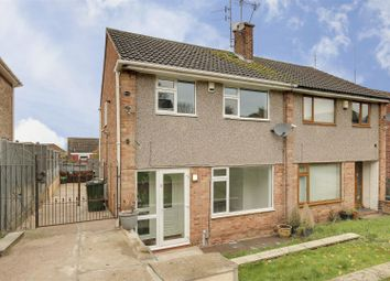 3 bed semi-detached house for sale in Laver Close, Arnold, Nottinghamshire NG5