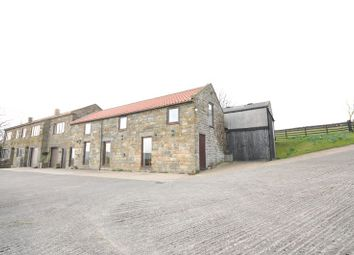 Thumbnail 1 bedroom cottage to rent in Oakley Walls, Lealholm, Whitby